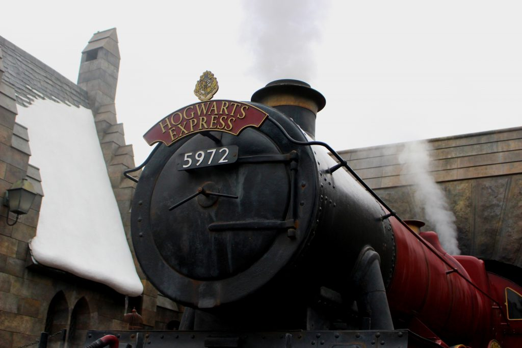 The Harry Potter School of Meditation